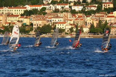 Windsurfing regata Volosko Open 2017 – 23/24 Sept
