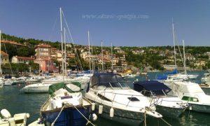 Volosko little harbor