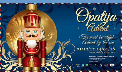 Advent in Opatija 2017