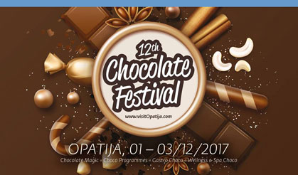 Chocolate Festival Opatija 2017