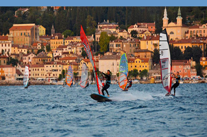Windsurfing regatta Volosko Open 2017 – 23/24 Sept